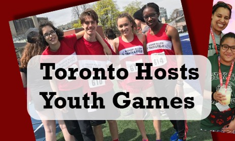 Toronto Hosts Youth Games